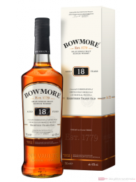 Bowmore 18 Jahre Single Malt Scotch Whisky 0,7l