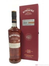Bowmore 23 Years 1989 Port Cask Matured 0,7l