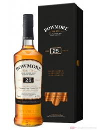 Bowmore 25 Years Islay Single Malt Scotch Whisky 0,7l