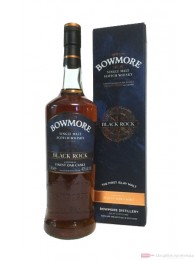 Bowmore Black Rock Islay Single Malt Scotch Whisky 1,0l