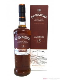 Bowmore Laimrig 15 Years Single Malt Scotch Whisky 0,7l