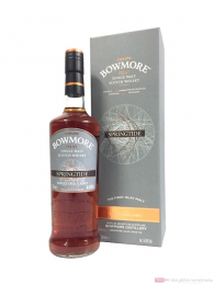 Bowmore Springtide Single Malt Scotch Whisky 0,7l