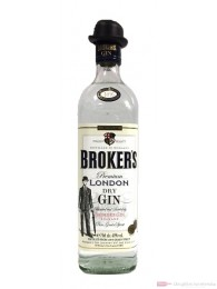 Broker's London Dry Gin 40%