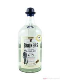 Broker's London Dry Gin 1,75l