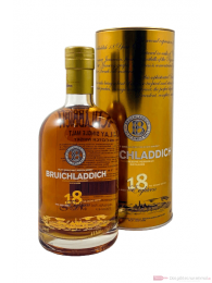 Bruichladdich 18 Years Single Malt Scotch Whisky 0,7l