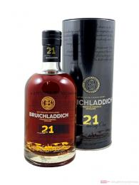 Bruichladdich 21 Years Single Malt Scotch Whisky 0,7l
