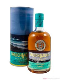 Bruichladdich 7 Years Waves Single Malt Scotch Whisky 0,7l