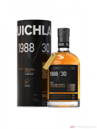 Bruichladdich Old & Rare 1988 Single Malt Scotch Whisky 0,7l