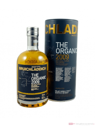 Bruichladdich The Organic 2009 Single Malt Scotch Whisky 0,7l