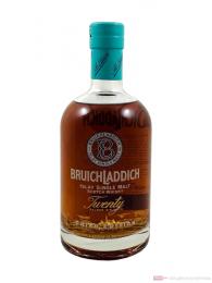 Bruichladdich 20 Years ohne GP Single Malt Scotch Whisky 0,7l