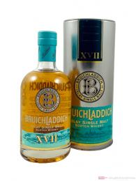 Bruichladdich 17 Years Single Malt Scotch Whisky 0,7l
