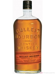 Bulleit Kentucky Straight Bourbon Whiskey 40% Whisky 0,7l Flasche