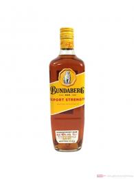 undaberg Export Strength Underproof Astralien Rum