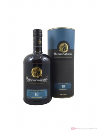 Bunnahabhain 18 Years Single Malt Scotch Whisky 0,7l