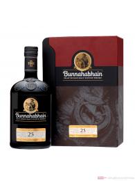 Bunnahabhain 25 Years Islay Single Malt Scotch Whisky 0,7l