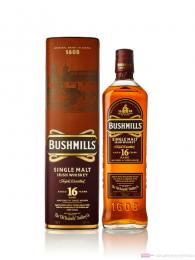 Bushmills 16 Jahre Single Malt Irish Whiskey 0,7l