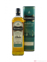 Bushmills Steamship Bourbon Cask Reserve Single Malt Irish Whiskey 1,0l