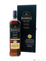 Bushmills Causeway Collection Malaga Cask 1995 Single Malt Irish Whiskey 0,7l