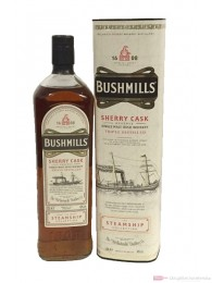 Bushmills Sherry Cask Reserve The Steamship Collection 1,0l