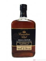 Canadian Club Classic 12 Years Canadian Whisky 0,7l