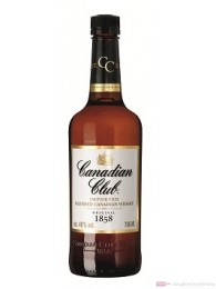 Canadian Club 6 Jahre Canadian Whisky 1,0l