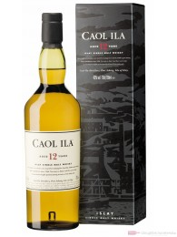 Caol Ila 12 years 1l