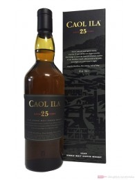 Caol Ila 25 Years Single Malt Scotch Whisky 0,7l
