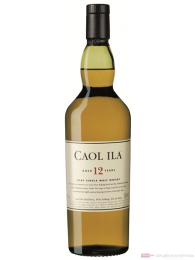 Caol Ila 12 years Islay Single Malt Whisky 0,2l