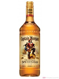 Captain Morgan Spiced Gold 3,0l Großflasche