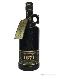 Captain Morgan 1671 Commemorative Blend 0,75l