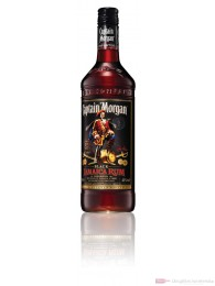 Captain Morgan Black Label Rum 0,7 l