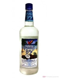 Captain Morgan Parrot Bay Coconut Flavoured Spirit 1,0l
