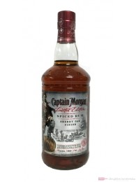 Captain Morgan Spiced Sherry Oak Finish 0,7l