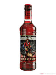 Captain Morgan Dark Rum 0,7 l