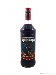 Captain Morgan Black Label Rum 1 l