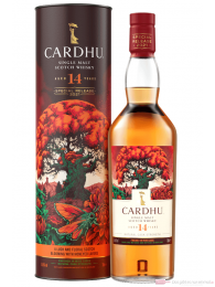 Cardhu 14 Years Special Release 2021