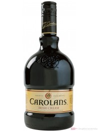 Carolans Irish Cream Likör 17% 0,7l Liqueur