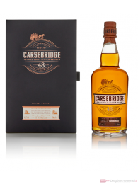 Carsebridge 48 Years Single Grain Scotch Whisky 0,7l