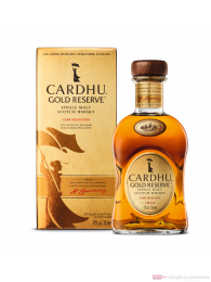 Cardhu Gold Reserve Cask Selection Single Malt Scotch Whisky 0,7l