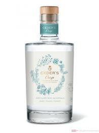 Ceder´s Crisp alkoholfreier Gin 0,5l