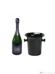 Charles Heidsieck Champagner Brut Reserve in Kübel 0,75l