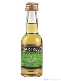 Chartreuse grün Likör 48-0,03l