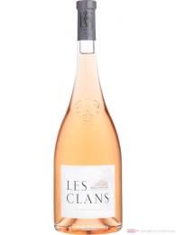 Chateau d'Esclans Les Clans 2019 AOC Côtes de Provence Rosé Wein 1,5l