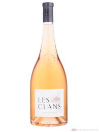 Chateau d'Esclans Les Clans 2019 AOC Côtes de Provence Rosé Wein 3l