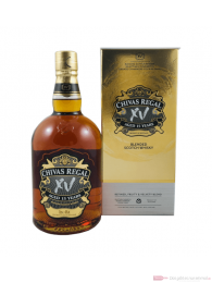 Chivas Regal XV 15 Years Blended Scotch Whisky 1,0l