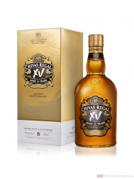 Chivas Regal XV 15 Years Blended Scotch Whisky 0,7l