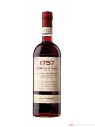 Cinzano 1757 Rosso Vermouth 0,75l Flasche