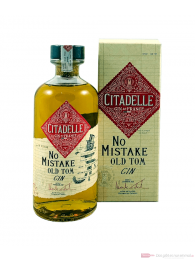 Citadelle Extremes No.1 Old Tom No Mistake Gin 0,5l