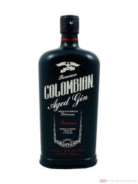 Dictador Treasure Colombian Aged Gin 0,7l
