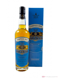 Compass Box Oak Cross Blended Malt Scotch Whisky 0,7l